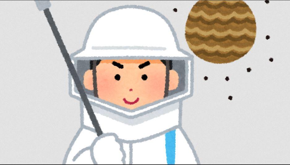 滋賀県のハチ駆除業者ジェイワークスのブログ
